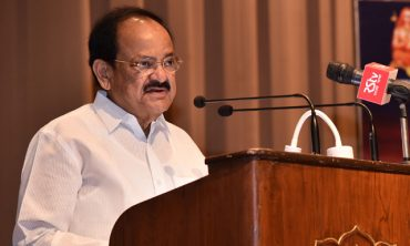 The Vice President calls for cultural renaissance