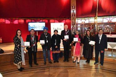 India Networking Gala organized at 70th Berlin International Film Festival