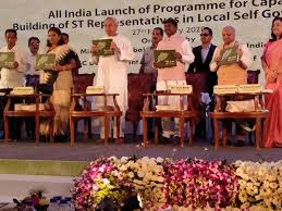 Shri Arjun Munda Launches 'Capacity Building Programme for Scheduled Tribe Pri Representatives' and '1000 Springs Initiatives' in Bhubneshwar