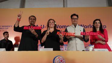 Match schedule and host cities announced for FIFA U-17 Women's World Cup India 2020