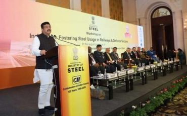 Dharmendra Pradhan Implores Steel Industry to Work towards A Zero-Import Paradigm in Strategic Sectors