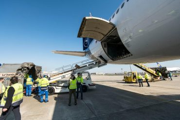 Government ensures Cargo flight operations for medical supplies to various parts of the country