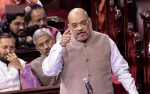 Shri Shah responds to a discussion on the recent law and order situation in some parts of Delhi in Lok Sabha