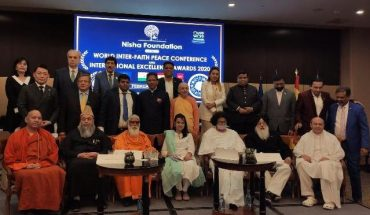 World Inter-Faith Peace Conference & International Excellence Awards 2020