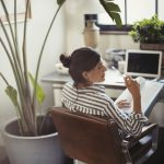 Work From Home : Maintaining Self Care and Productivity