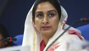 Smt. Harsimrat Kaur Badal holds video conference with FICCI and leading industry members