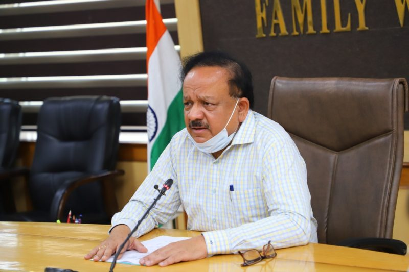 India has acquired enough strength and resources to take on the worst challenge thrown by the corona virus: Dr. Harsh Vardhan
