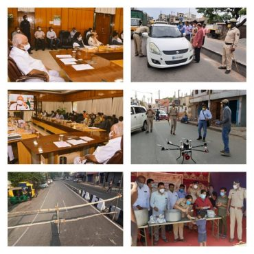 Lockdown In Karnataka Extended By 15 Days,Centre to issue guidelines in 2 days :Announces CM BS Yediyurappa,
