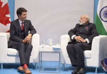 Telephone conversation between PM and Prime Minister of Canada