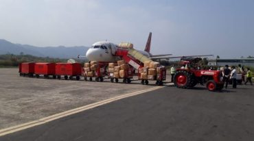 Lifeline Udan flights cover over 3 lakh km to deliver essential medical cargo to various part of India