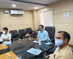 Coal and Mines PSUs extending best possible support in fighting Covid-19: Shri Pralhad Joshi