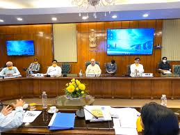 Shri Amit Shah reviews MHA Control Room operations, set up to fight the COVID-19 epidemic