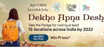 "Ministry of Tourism organises its second webinar under ""DekhoApnaDesh"" webinar series  today"