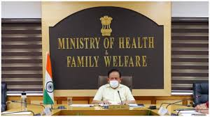 Dr. Harsh Vardhan reviews preparedness and containment measures taken for COVID-19 management in Tamil Nadu, Telangana and Karnataka through Video Conferencing