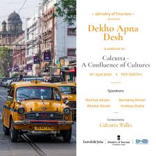 """Know about Kolkata's great history and culture in the second webinar series of """"DekhoApnaDesh"""" tomorrow"""