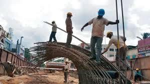 उत्तर प्रदेश  में आज से कंस्ट्रक्शन का काम शुरू किया जाएगा