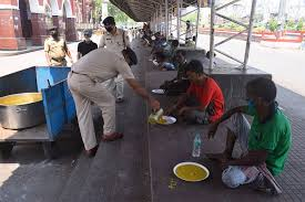 More than 1 million free hot cooked meals distributed to needy persons by Indian Railways