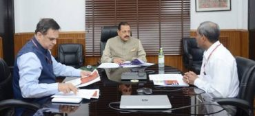 Dr. Jitendra Singh releases National Corona Survey conducted in 410 Districts of the Country
