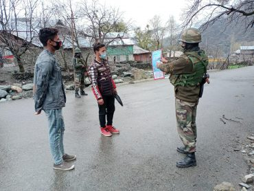 Army Escalates Its Fight Against COVID- 19 In The Valley
