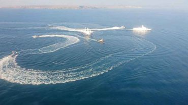 Indian Navy Continues to be Mission Deployed and Combat Ready