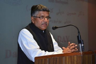 Sh. Ravi Shankar Prasad instructs postal department to focus on those in urgent need of food items