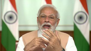 English rendering of PM Modi's remarks after aerial survey of Odisha
