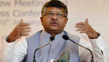 Shri Ravi Shankar Prasad asks India Post to work towards realizing PM's vision of Atma Nirbhar Bharat