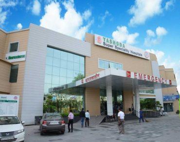 Coronavirus testing started at Yashoda Super Specialty Hospital, Kaushambi, Ghaziabad