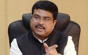 Shri Dharmendra Pradhan pitches for making Aatmanirbhar Bharat a cornerstone in pipeline projects; Reviews projects worth approx. Rs. 8000 Cr