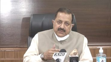 Union Minister DrJitendra Singh inaugurates IAS Professional Course Phase-II (2018 Batch) of LBSNAA through a video conference