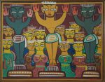 National Gallery of Modern Art pays tribute to pioneering artist Jamini Roy through virtual tour