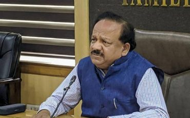 Dr. Harsh Vardhan releases book on Standard Treatment Guidelines for of Substance Use Disorders (SUD) and Behavioral Addictions