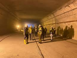 BRO perseveres with Atal Tunnel work through the lockdown, to complete it by September 2020