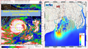 Super cyclone, Amphan over Bay of Bengal to affect West Bengal and north Odisha coasts