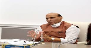 Raksha Mantri Shri Rajnath Singh e-inaugurates six strategic bridges in Jammu & Kashmir