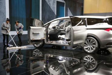 Gear up in Chinese Automobile Industry where others are Down