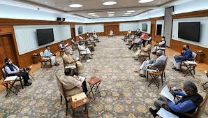 Cabinet approves extension of repayment date for short term loans for agriculture and allied activities by banks which have become due or shall become due between 1st March, 2020 and 31st August, 2020