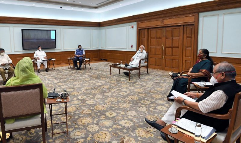 """Government approves setting up of an """"Empowered Group of Secretaries (EGoS) and Project Development Cells (PDCs)"""" in Ministries/Departments for attracting investments in India"""