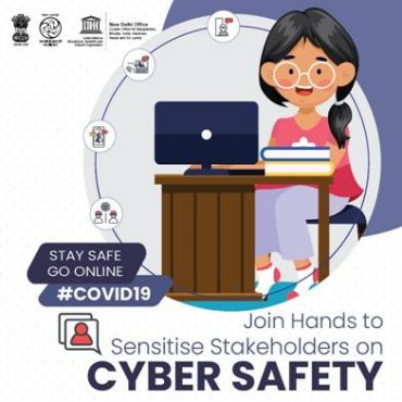 """Union Minister for HRD Shri Ramesh Pokhriyal Nishank launches information booklet """"Safe online learning in the times of COVID-19"""" to raise awareness"""