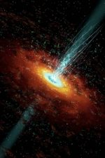 Study of optical properties of super-massive black-hole can provide clue to emission mechanism from its close vicinity