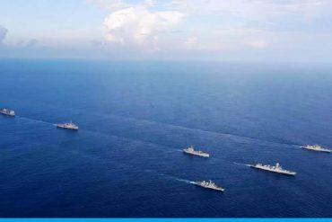 "Indian Navy Completes ""Operation Samudra Setu"""