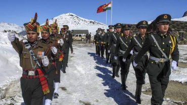 INDIA-CHINA BORDER SITUATION