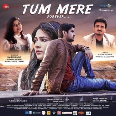 "Actor Sandesh Gour will be seen in Ratan Rawani & Paroma Dasgupta's song ""Tum Mere"