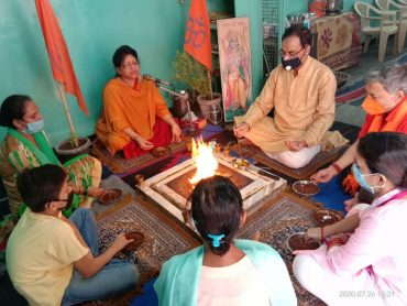 श्रीराम मंदिर का निर्विघ्न निर्माण कर राम द्रोहियों को सद्बुद्धि दें भगवान : विनोद बंसल