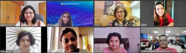 Women entrepreneurs and leaders discuss gender related issues at NASSCOM CoE – IOT & AI webinar