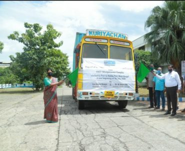 FACT starts movement of fertilizers through Coastal shipping