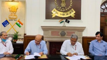 CBIC & CBDT sign MoU to facilitate smoother bilateral exchange of data