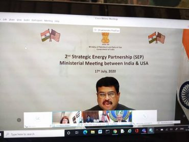 Ministerial meeting of Indo-US Strategic Energy Partnership highlight major accomplishments, prioritizes new cooperation areas