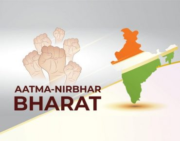 Discussion on Atma Nirbhar Bharat
