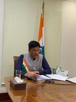 Tele-conversation held between Commerce and Industry Minister Shri Piyush Goyal and the U.S. Secretary of Commerce Mr Wilbur Ross